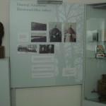 [:lt]Ekspozicija memorialinio namo pirmajame aukšte.[:en] [:ru]