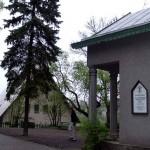 [:lt]Muziejaus parodų salė – šalia A. Baranausko klėtelės.[:en] [:ru]